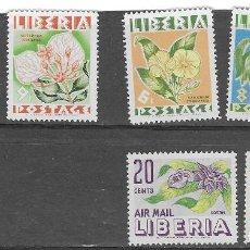 Sellos: LIBERIA Nº 328 AL 331 Y AE 89 AL 90 (**). Lote 193806575