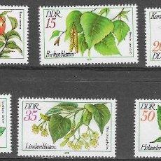 Sellos: ALEMANIA ORIENTAL Nº 1957 AL 1962 (**). Lote 193839802