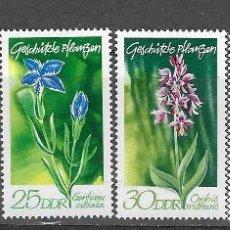 Sellos: ALEMANIA ORIENTAL Nº 1255 AL 1260 (**). Lote 193841502