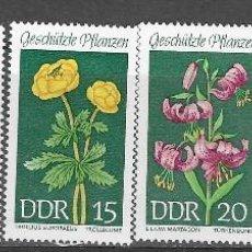 Sellos: ALEMANIA ORIENTAL Nº 1450 AL 1455 (**). Lote 193841815