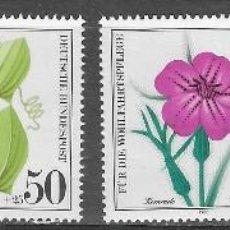 Sellos: ALEMANIA FEDERAL Nº 905 AL 908 (**). Lote 193958131