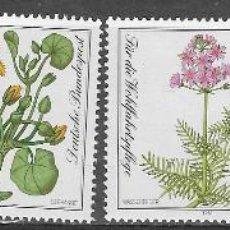 Sellos: ALEMANIA FEDERAL Nº 940 AL 943 (**). Lote 193958373