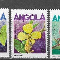 Sellos: ANGOLA Nº 699 AL 703 (**). Lote 193959495