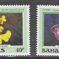 Sellos: BAHAMA Nº 651 AL 654 (**). Lote 193959686