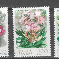 Sellos: ITALIA Nº 1477 AL 1479 (**). Lote 193961450