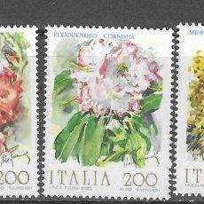 Sellos: ITALIA Nº 1571 AL 1573 (**). Lote 193961735