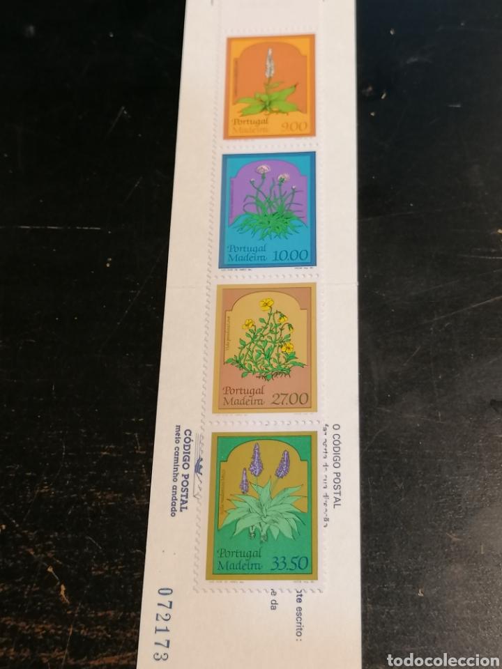 Sellos: Flores Portugal Azores, Madeira 5 carnets nuevos - Foto 2 - 198710052