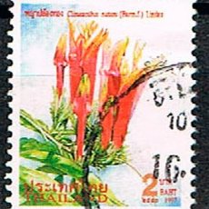 Sellos: NAMIBIA Nº 215, FLOR: GRANADO AMARILLO, USADO. Lote 199143398