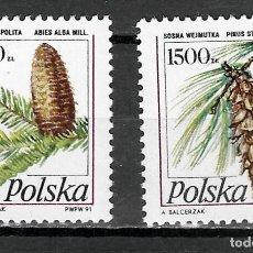 Timbres: POLONIA Nº 3117 AL 3118 (**). Lote 203555277