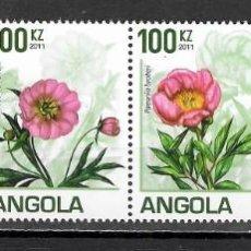 Sellos: ANGOLA Nº AÑO 2011 (**). Lote 206808746