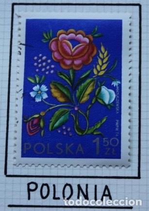 Sellos: Lote de 14 sellos de rosas diferentes países entre 1974 1983 - Foto 7 - 140172658