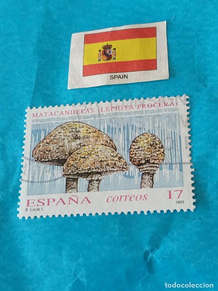 ESPAÑA FLORA E (Sellos - Temáticas - Flora)