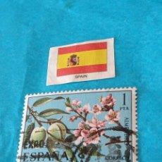 Sellos: ESPAÑA FLORA K. Lote 213361123
