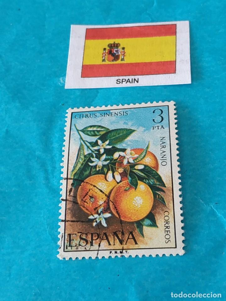 ESPAÑA FLORA L (Sellos - Temáticas - Flora)