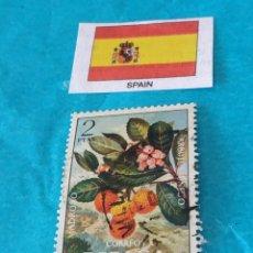 Sellos: ESPAÑA FLORA N. Lote 213361255
