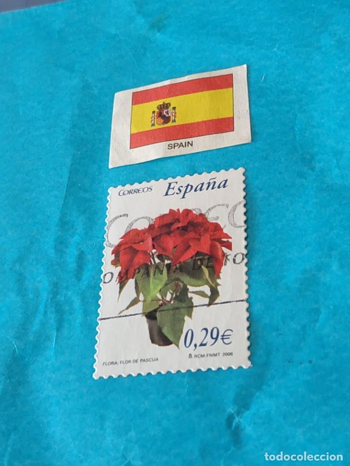 ESPAÑA FLORA S (Sellos - Temáticas - Flora)