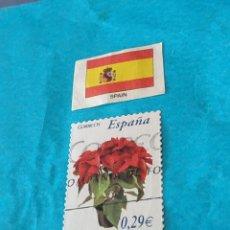 Sellos: ESPAÑA FLORA S. Lote 213361526