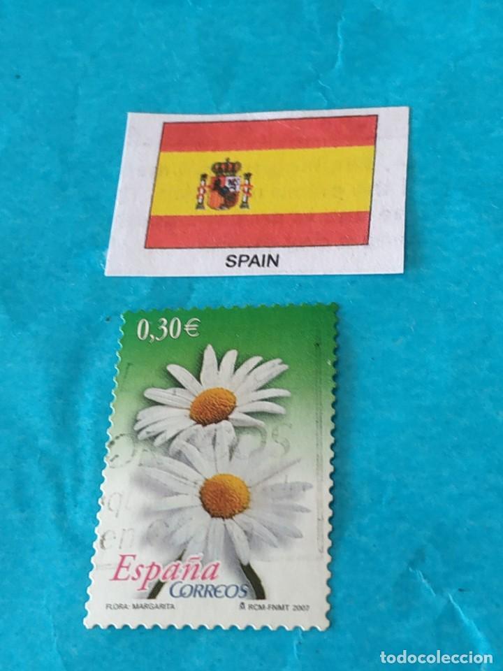 ESPAÑA FLORA T (Sellos - Temáticas - Flora)