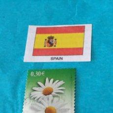 Sellos: ESPAÑA FLORA T. Lote 213361577