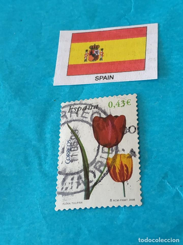 ESPAÑA FLORA V (Sellos - Temáticas - Flora)