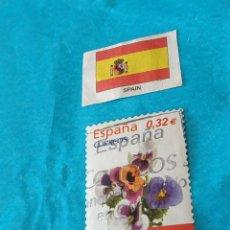 Sellos: ESPAÑA FLORA W. Lote 213361673