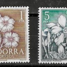 Sellos: ANDORRA Nº 68 AL 71 (**). Lote 214167541