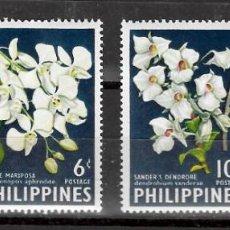 Sellos: FILIPINA Nº 533 AL 536 (**). Lote 214169002
