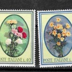 Sellos: ITALIA Nº 946 AL 949 (**). Lote 214170365