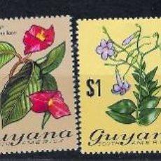 Sellos: GUAYANA 418 AL 423 (**). Lote 214173593