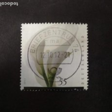 Timbres: ALEMANIA FEDERAL 2011. FUNEREAL BRAND. YT:DE 2716,. Lote 219654510