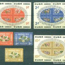 Sellos: 681 CUBA 1960 MNH CHRISTMAS. Lote 228166330