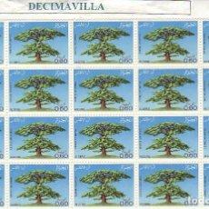 Sellos: FLVA174, ARGELIA, ARBOLES, 1981, 732/33. Lote 242491220