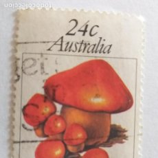Sellos: SEĹLO DE AUSTRALIA. YVERT 743. FLORA. SETAS DE OCEANIA.. Lote 243942960