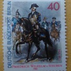 Francobolli: ALEMANIA BERLÍN 1980. YT:DE-BE 589,. Lote 253357950