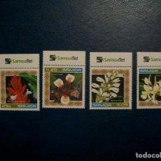 Sellos: LIQUIDACION-SAMOA-2002-SERIE COMPLETA EN NUEVO(**MNH). Lote 254596340
