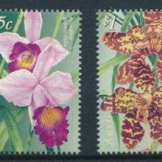 Sellos: AUSTRALIA 1989 IVERT 1689/92 *** FLORA - FLORES DIVERSAS. Lote 261258380