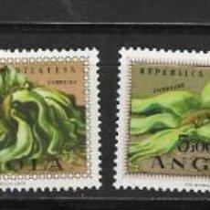 Timbres: ANGOLA Nº 413 AL 416 (**). Lote 264027165