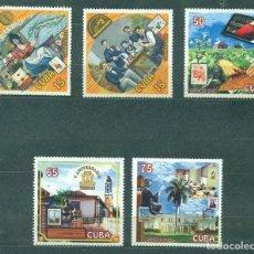Sellos: ⚡ DISCOUNT CUBA 2003 HABANA FESTIVAL, HAVANA MNH - TOBACCO. Lote 266185638
