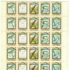Sellos: ⚡ DISCOUNT CUBA 1983 FLORA AND FAUNA - BIRDS MNH - FLORA, BIRDS, FAUNA. Lote 266204013
