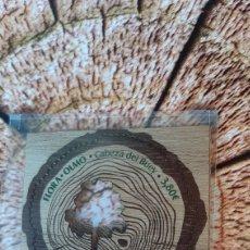 Sellos: SELLO HECHO EN MADERA FLORA OLMO ESPAÑA 2020 EDIFIL 5430. Lote 267616224