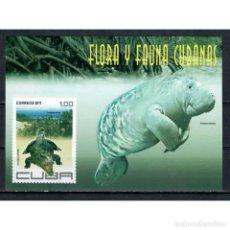 Sellos: ⚡ DISCOUNT CUBA 2011 FLORA & FAUNA MNH - FLORA, FAUNA, CROCODILES, MARINE FAUNA. Lote 268834094