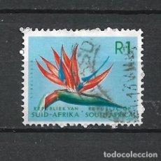 Timbres: SELLO SUDAFRICA FLORA - 19/41. Lote 287738863