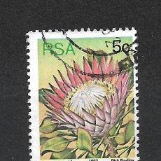 Sellos: SELLO SUDAFRICA FLORA - 19/41. Lote 287738958