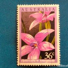 Sellos: AUSTRALIA. YVERT 973. FLORA. FLORES. Lote 289301963