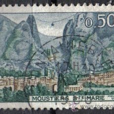 Sellos: FRANCIA 1965 - 0.5 F - YVERT 1436 - MONASTERIO SANTA MARIA - USADO. Lote 8083898