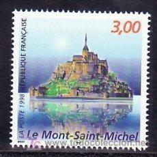 Sellos: FRANCIA 3165 SIN CHARNELA, MONTE SAINT MICHEL, . Lote 11071966