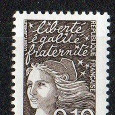 Sellos: FRANCIA AÑO 1997 YV 3086*** MARIANA - BÁSICA - VALOR DE 0,10 FRANCOS. Lote 15747770