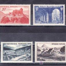 Sellos: FRANCIA 841A/3 SIN CHARNELA, MONUMENTOS Y SITIOS, . Lote 20289072