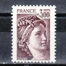 Sellos: FRANCIA 1979 SIN CHARNELA, SABINA . Lote 20578024