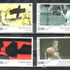 Sellos: FRANCIA 2779/82 SIN CHARNELA, ARTE CONTEMPORANEO, . Lote 20693532